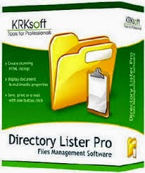 Directory Lister Pro 1.63 Multilingual Free Download