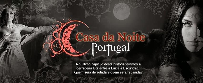 Casa da Noite Portugal ~ House Of Night Portugal