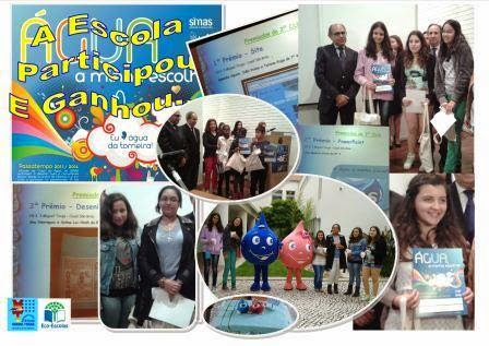 Entrega de prémios Água SIMAS 2014