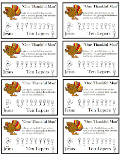 Church House Collection Blog Thanksgiving Lesson for