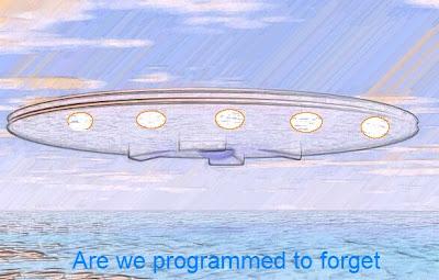 Enormous bug UFO