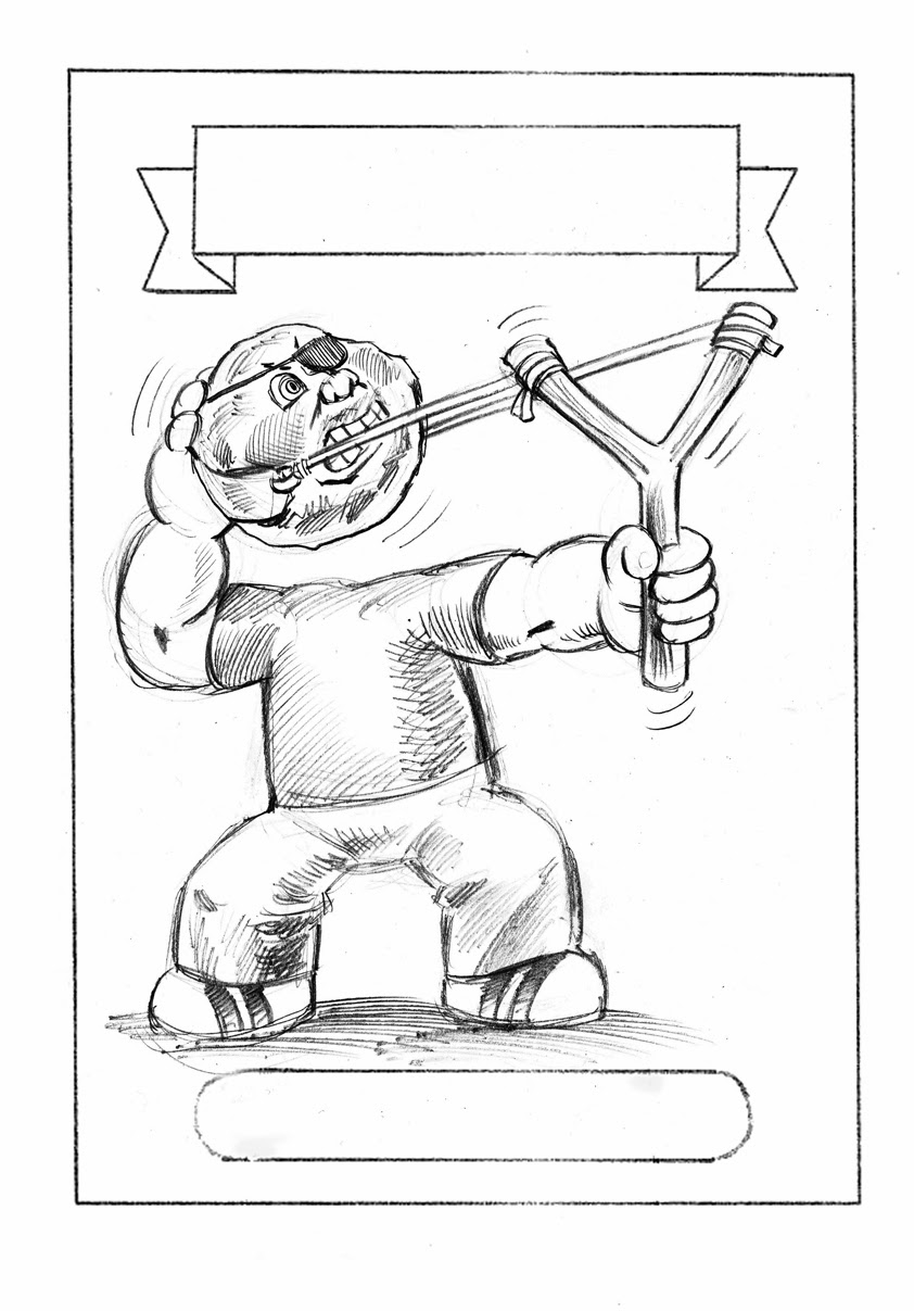 garbage pail kids coloring pages - photo#7