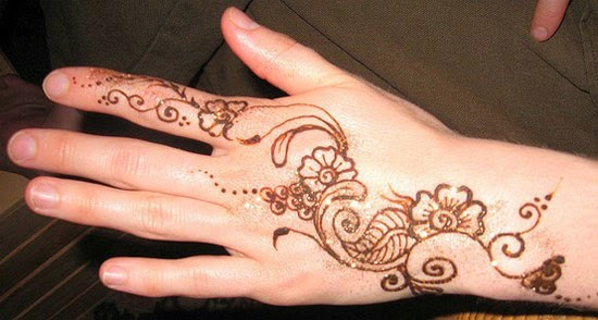 Mehndi Flower Designs For Hands : Henna designs 2014 tattoo hair dye for hands art