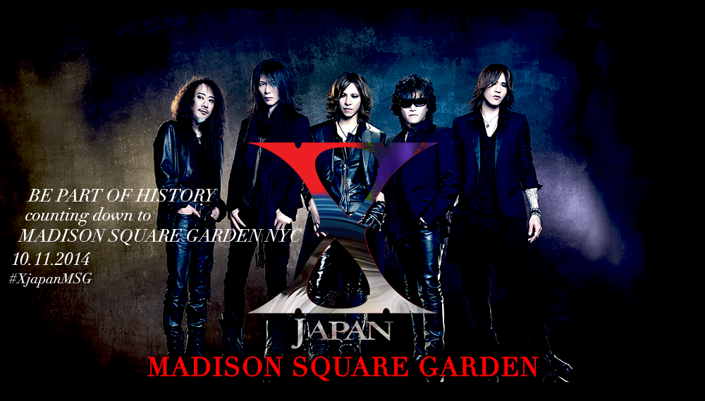 The Weekly Quickie: X-Japan, Nocturnal Bloodlust, My Bacteria Heat Island, LM.C, SuG