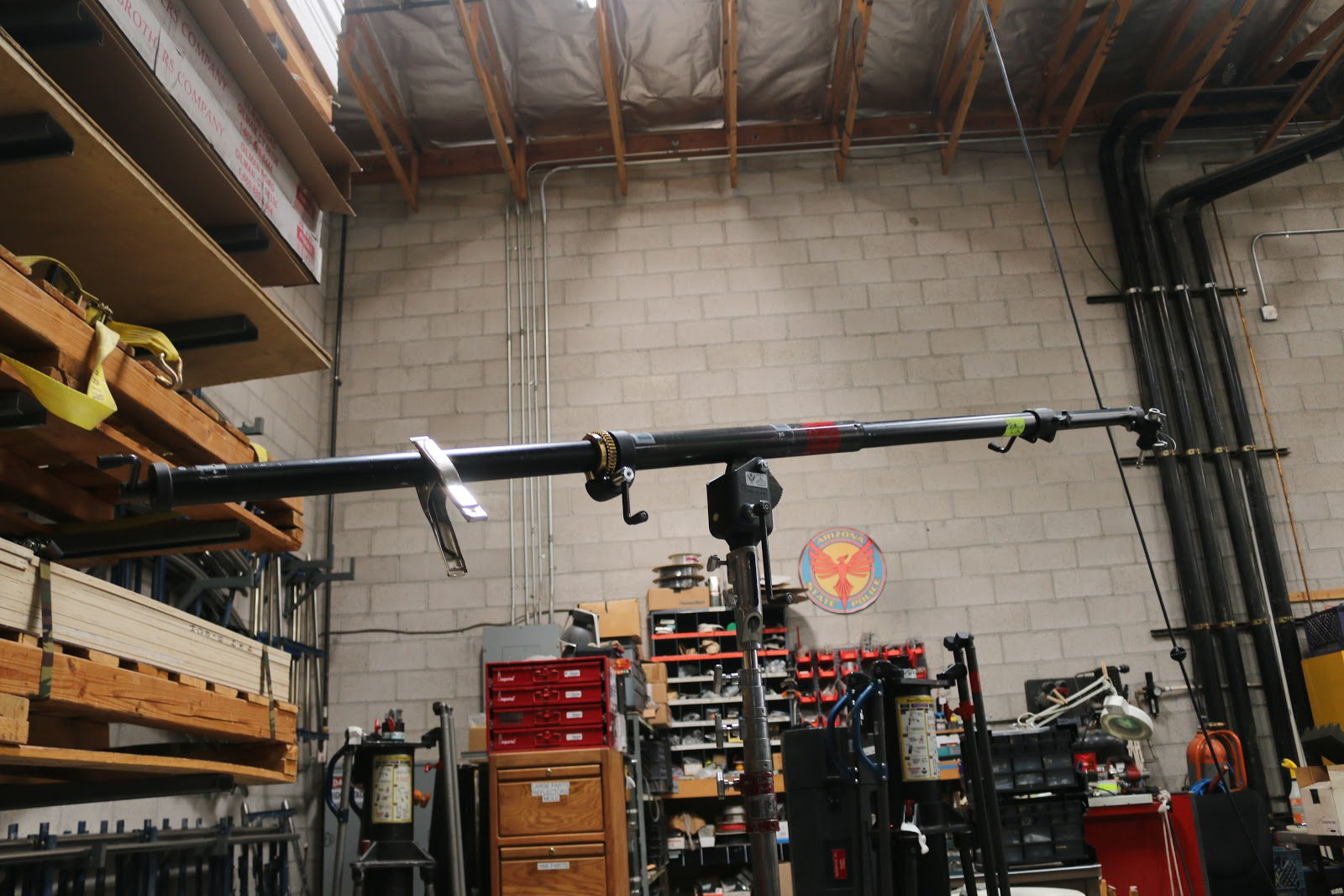 5 Reasons To Use A Mega Boom Instead Of Menace Arm