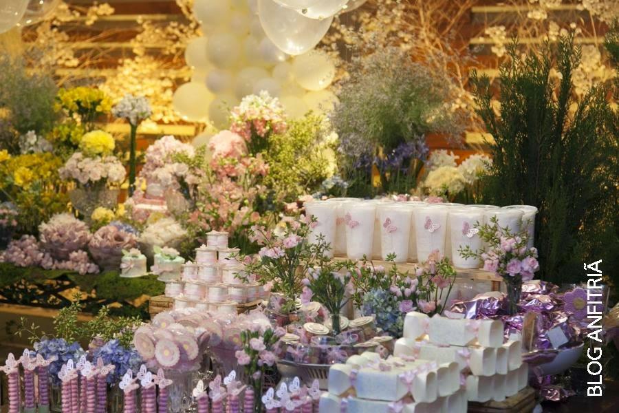 Jardim Encantado - Festa Infantil por Priscilla Marques ...