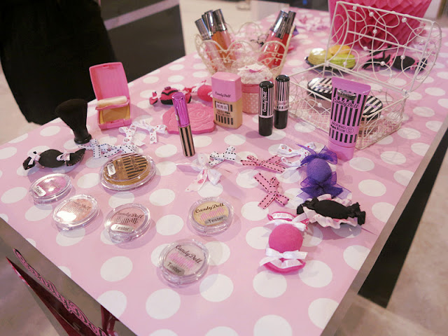 Candydolls Update And use candydoll make up!