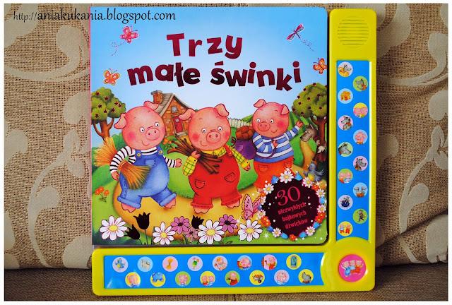 Trzy małe świnki.