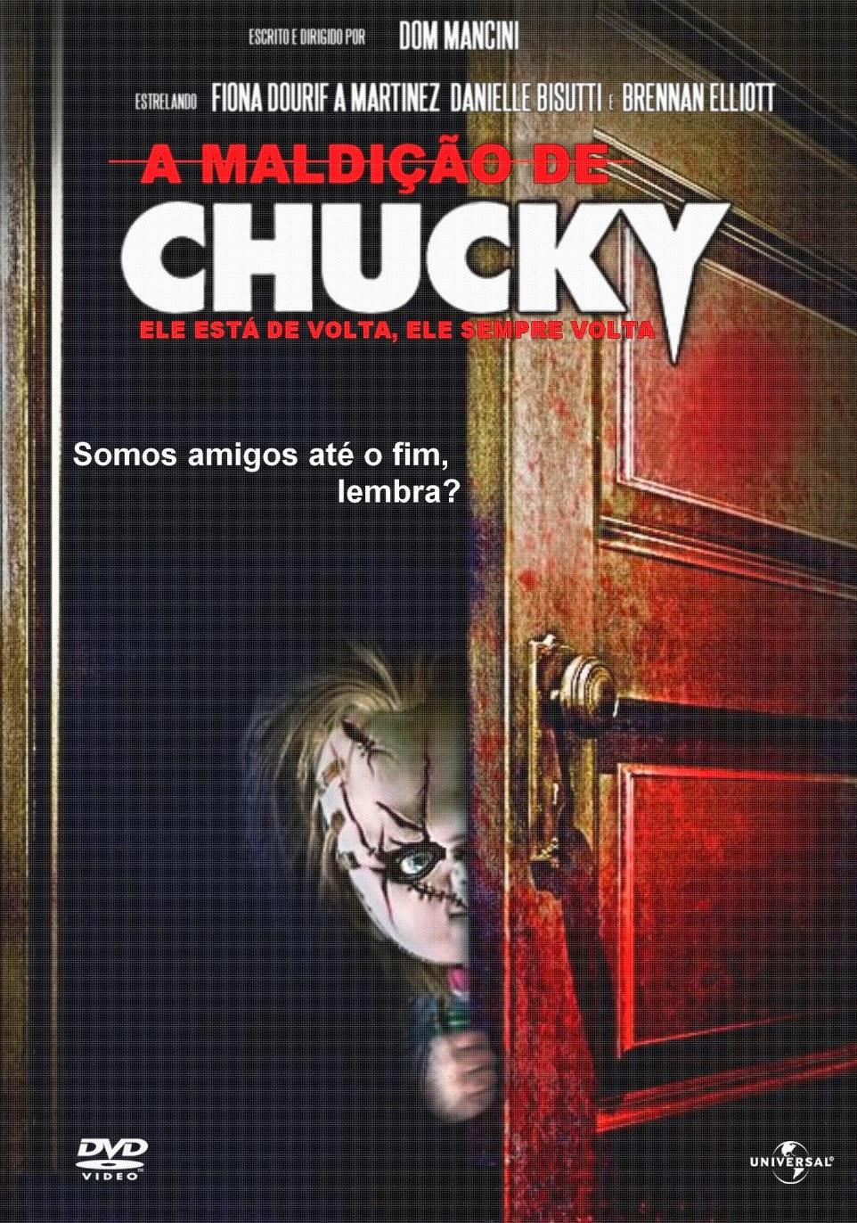 A Maldição de Chucky – Dublado (2013)