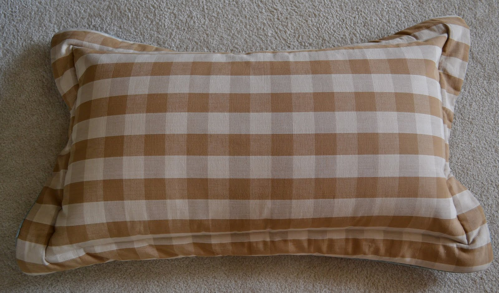 how to make a pillow sham  part   worthing court - how to make a pillow sham via worthing court blog
