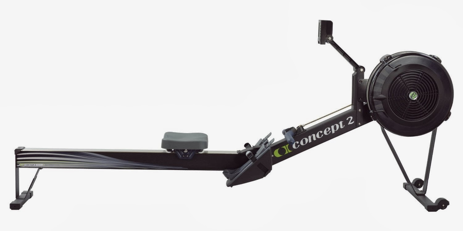 Concept2 Model D Indoor Rowing Machine Image