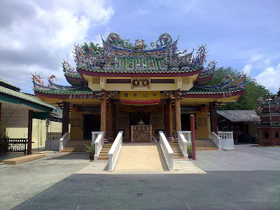 Chinese Temples of Phuket