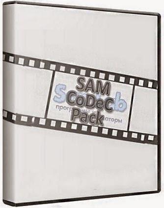 SAM CoDeC-DeCoDeR-Pack-2014-BEST