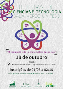 FEIRA DE CIENCIAS  DO UNIFESO