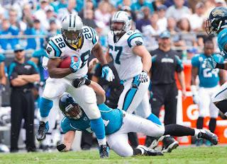 Jacksonville Jaguars vs Carolina Panthers En vivo Partido Semana 1 NFL 13-09-2015