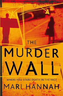 The Murder Wall  cover