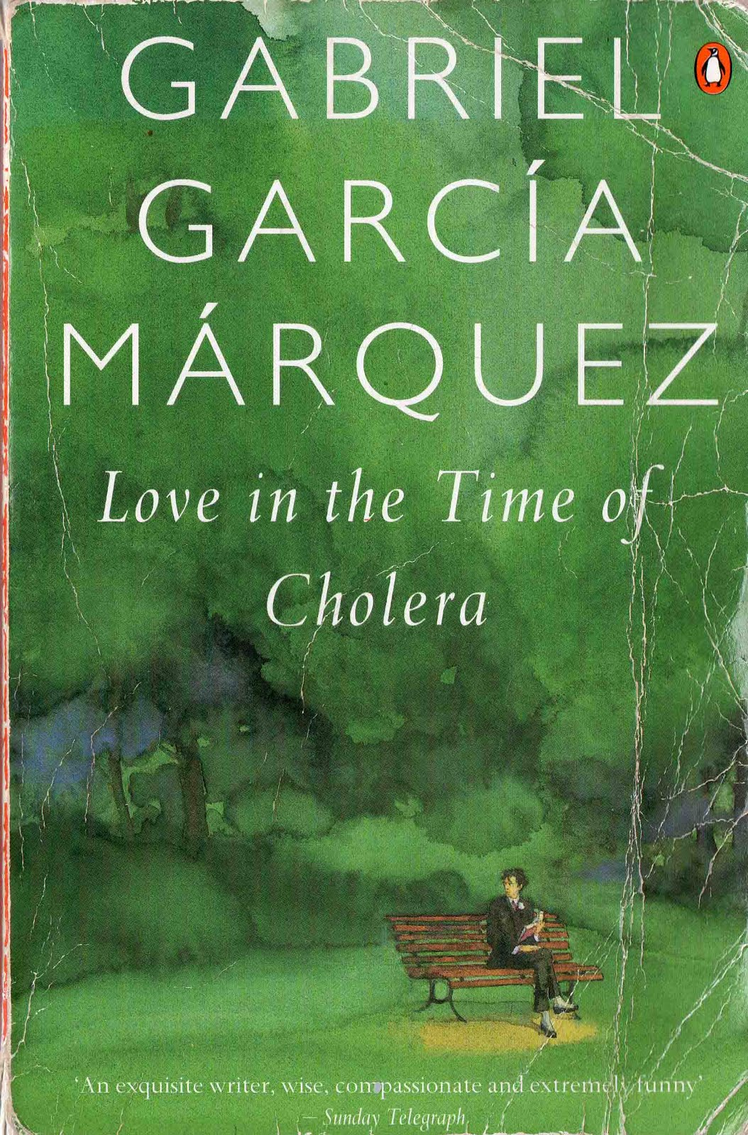 Natural Conspiracy: Love in the time of Cholera