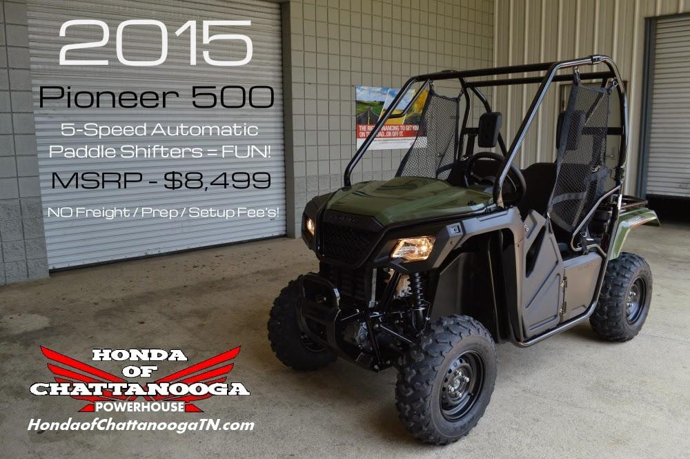 2015 Honda Atv Four Wheeler Model Lineup Honda Of