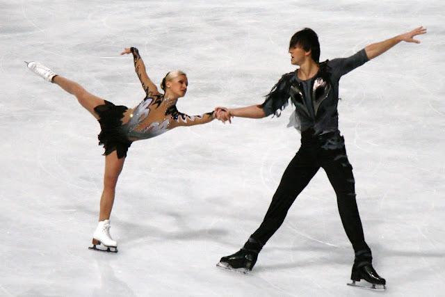 patinaje artistico ice skating euro 2012