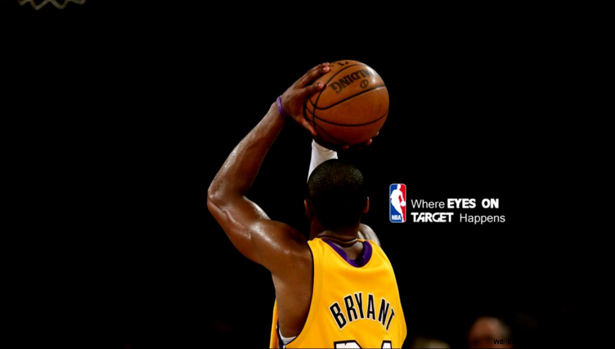 Basketball Wallpaper Kobe Bryant Free Throw Wallpaper Gallery