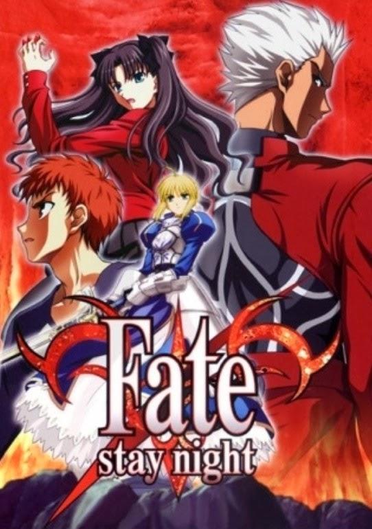 تحميل الانمي كاس المقدسه Fate/stay night الموسميين مترجم عربي -  الانمي  Fate - Stay Night كامل  Fate/stay night Fate - Stay Night フェイト/ステイナイト Fate/Zero フェイト/ゼロ