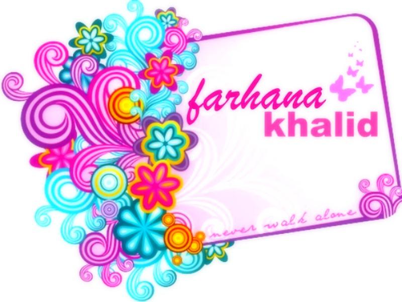Farhana Khalid