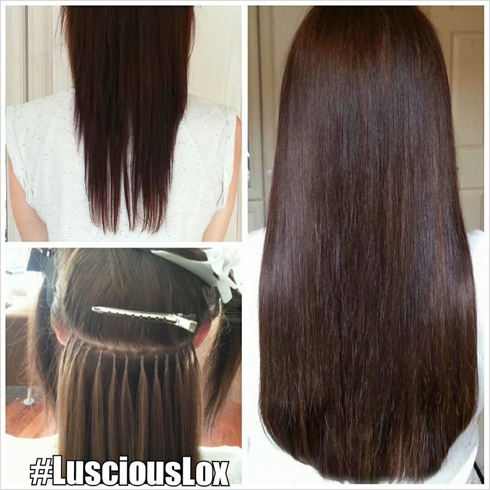 Little Kiva Official Blog Review Bonded Hair Extensions By Platinum