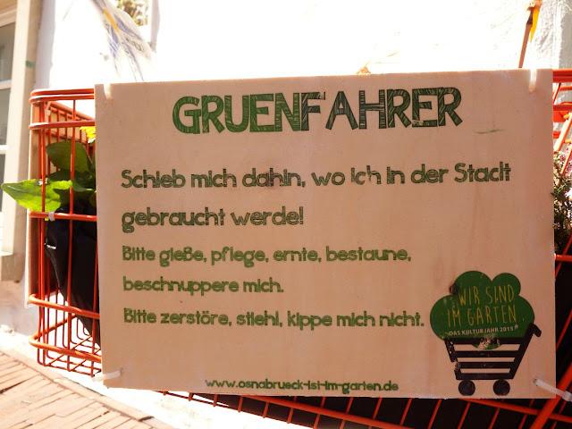 osnabrueck osnabrück garten gruenfahrer grünfahrer kultur gartenjahr gartenzwerg