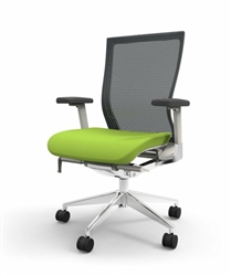 iDesk Oroblanco Task Chair by Cherryman Industries