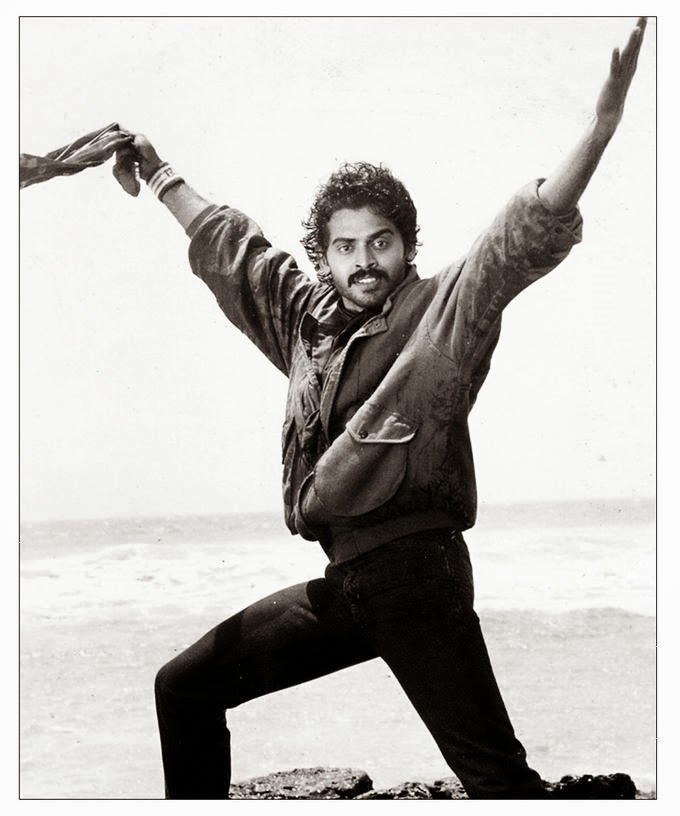 Telugu Film Actor Daggubati Venkatesh