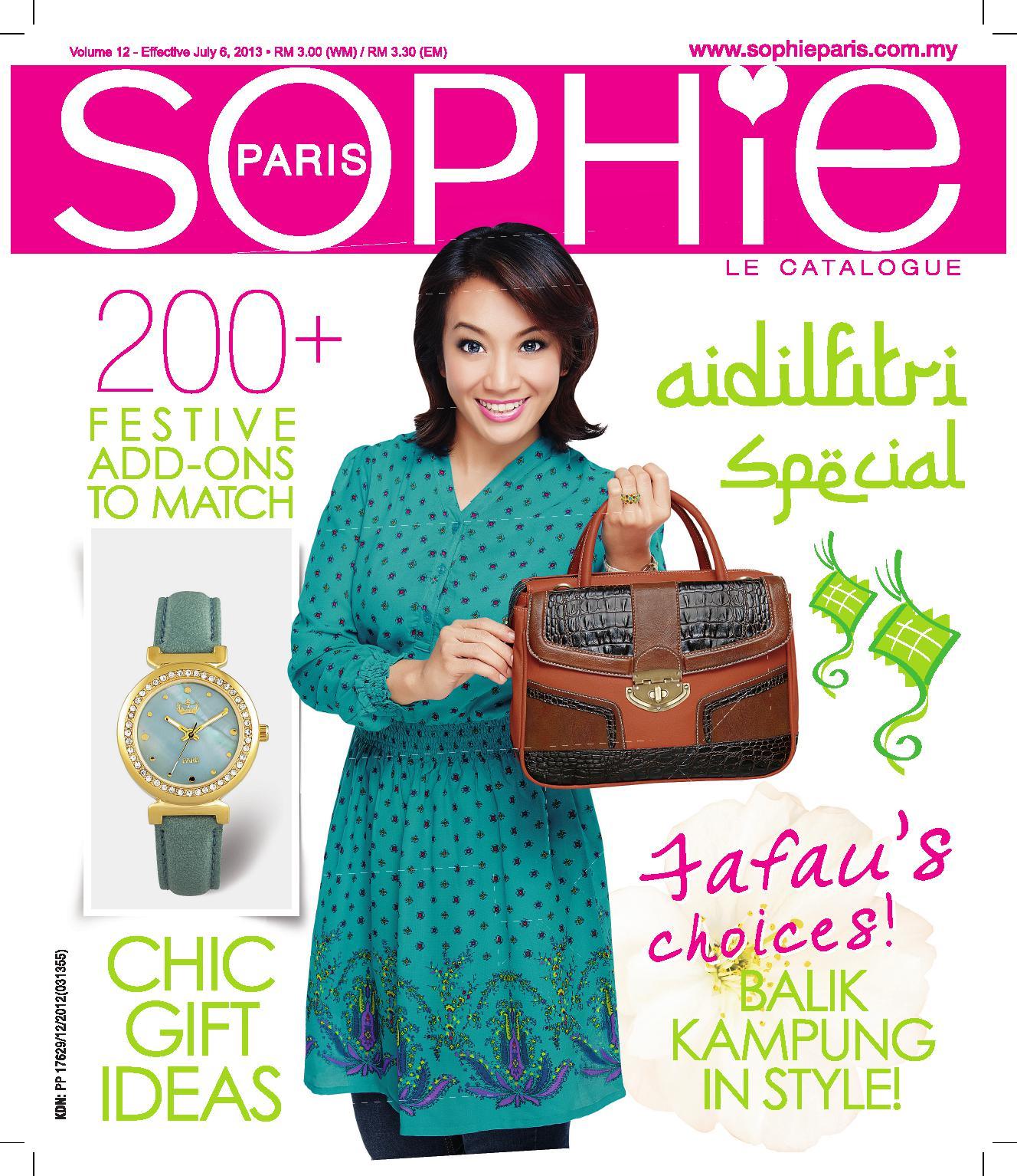We Love Sophie Paris Blog 2013 Pensil Alis Shopie Lihat Album Katalog Volume 10 Di Sini