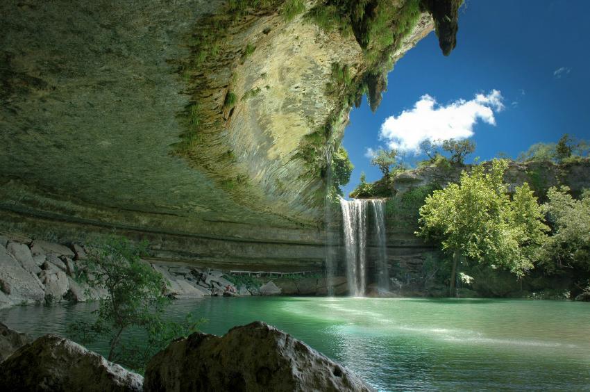 Hamilton pool (Texas)