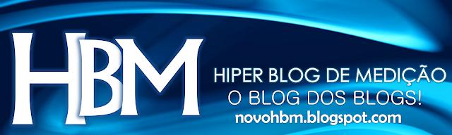 HBM - Hiper Blog de Medição
