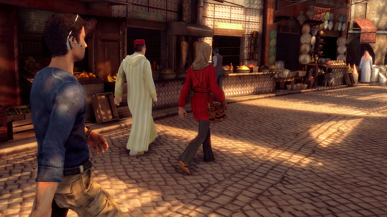 Unearthed:Trail of Ibn Battuta Android v1.3 Full Apk