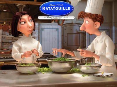 Ratatouille Computer Animated Movie