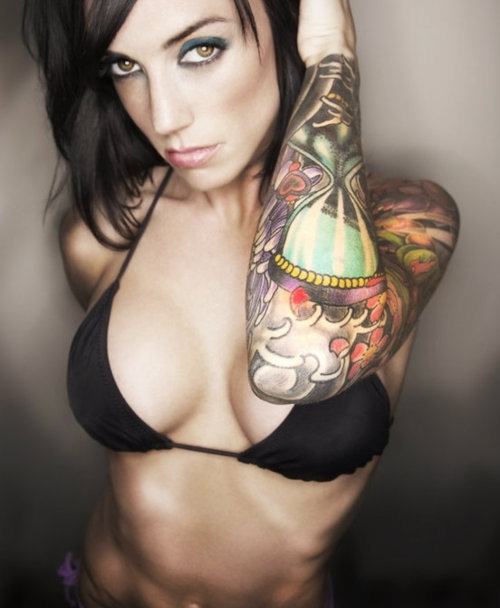 Hot Girl with Tattoos Tumblr