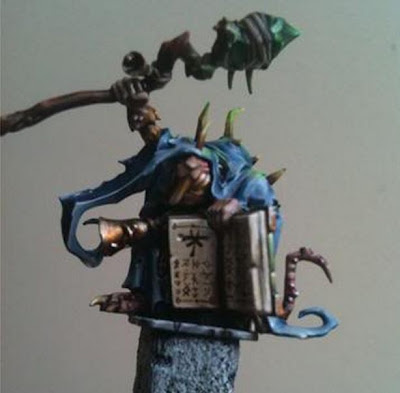 Fantasy Miniature painting competition winner photo