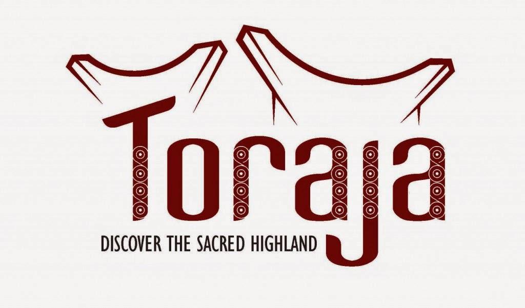 Visit Toraja: Ayo Ikut Online Voting Logo Toraja