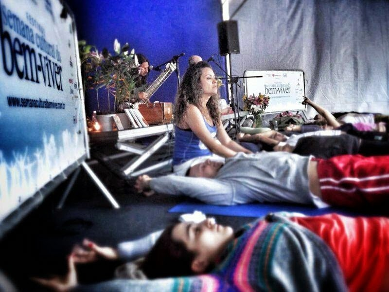 Yoga pela Paz / SP