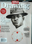 FEATURED IN: AMERICAN ARTIST MAGAZINE Summer Drawing Issue
