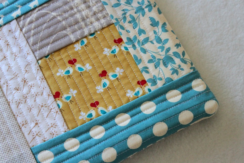 Quilt As You Go iPad Case - Sew Delicious : quilted ipad case - Adamdwight.com