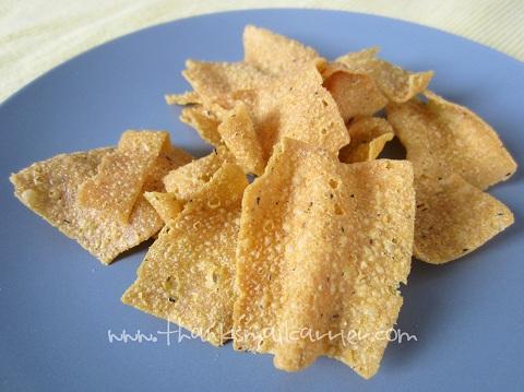 Green Giant Sweet Potato Chips