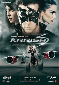 Krrish 3 Dvdrip (2013) Hindi Movie Watch Online