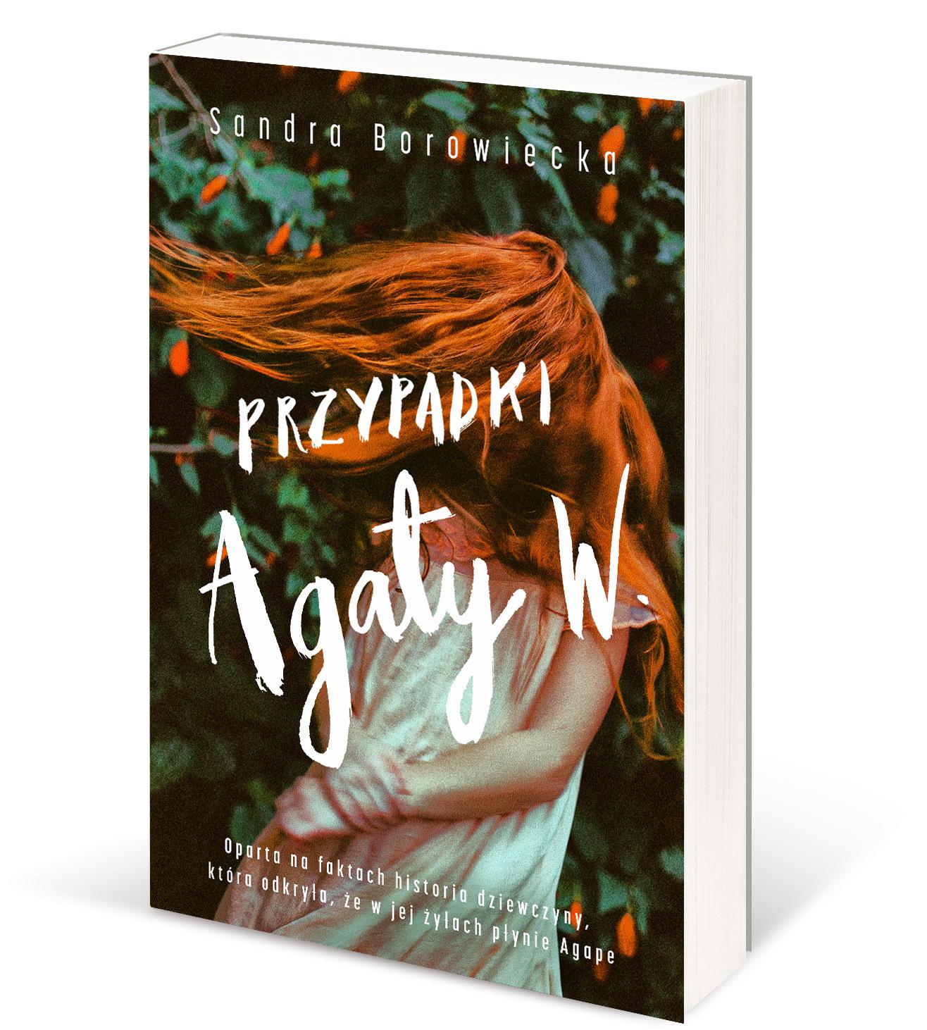 Premiera nowej książki Sandry Borowieckiej już w styczniu 2018r. Ebook jest już dostępny