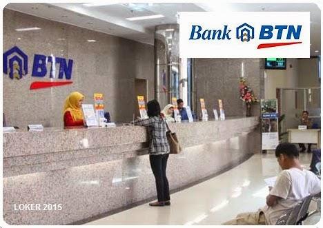 Peluang kerja BUMN Terbaru, Info kerja Bank, Loker BTN 2015
