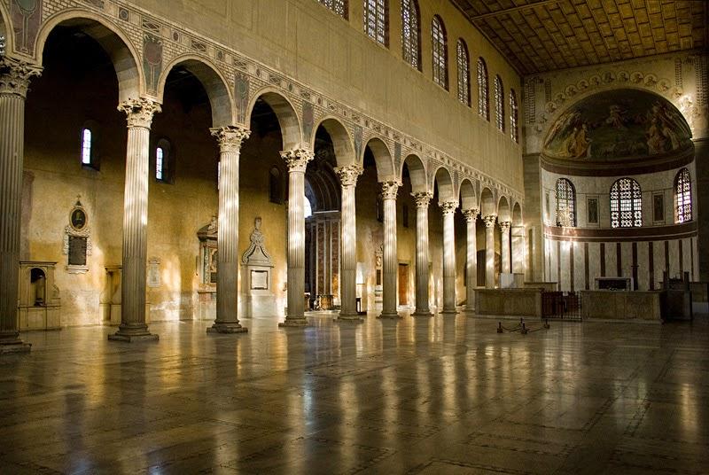 Santa Sabina e Sant'Alessio all'Aventino