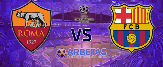 Prediksi Skor AS Roma vs Barcelona 17 September 2015