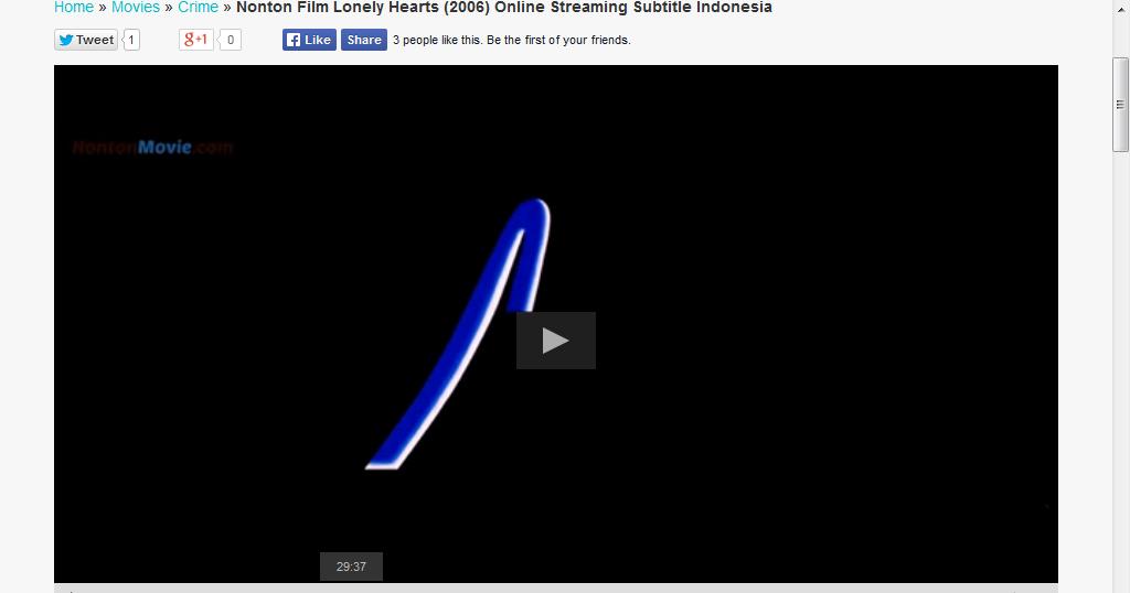 Ini website yang bagus untuk Nonton film dalam dan luar ...
