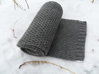 Вязание для мужчин шарф схемы 63