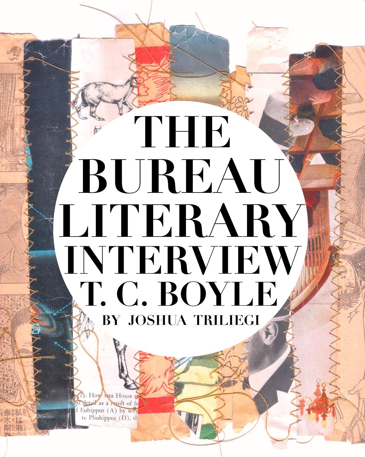 The BUREAU SOUTH BOOKS